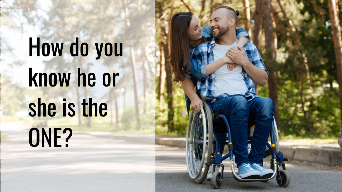Couple with Disability