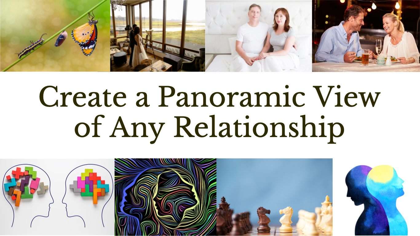 Create a Panoramic View of any relationship