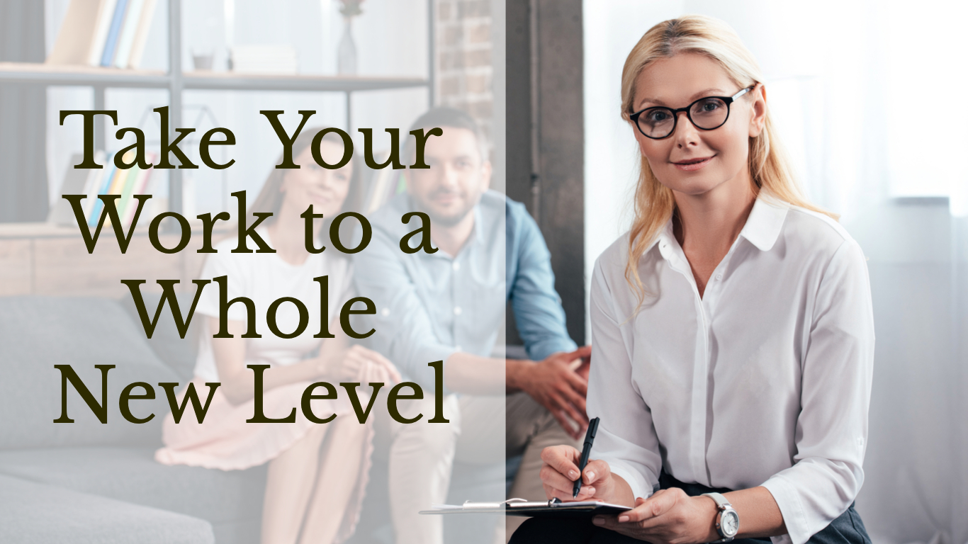 Take your work to a whole new level 2