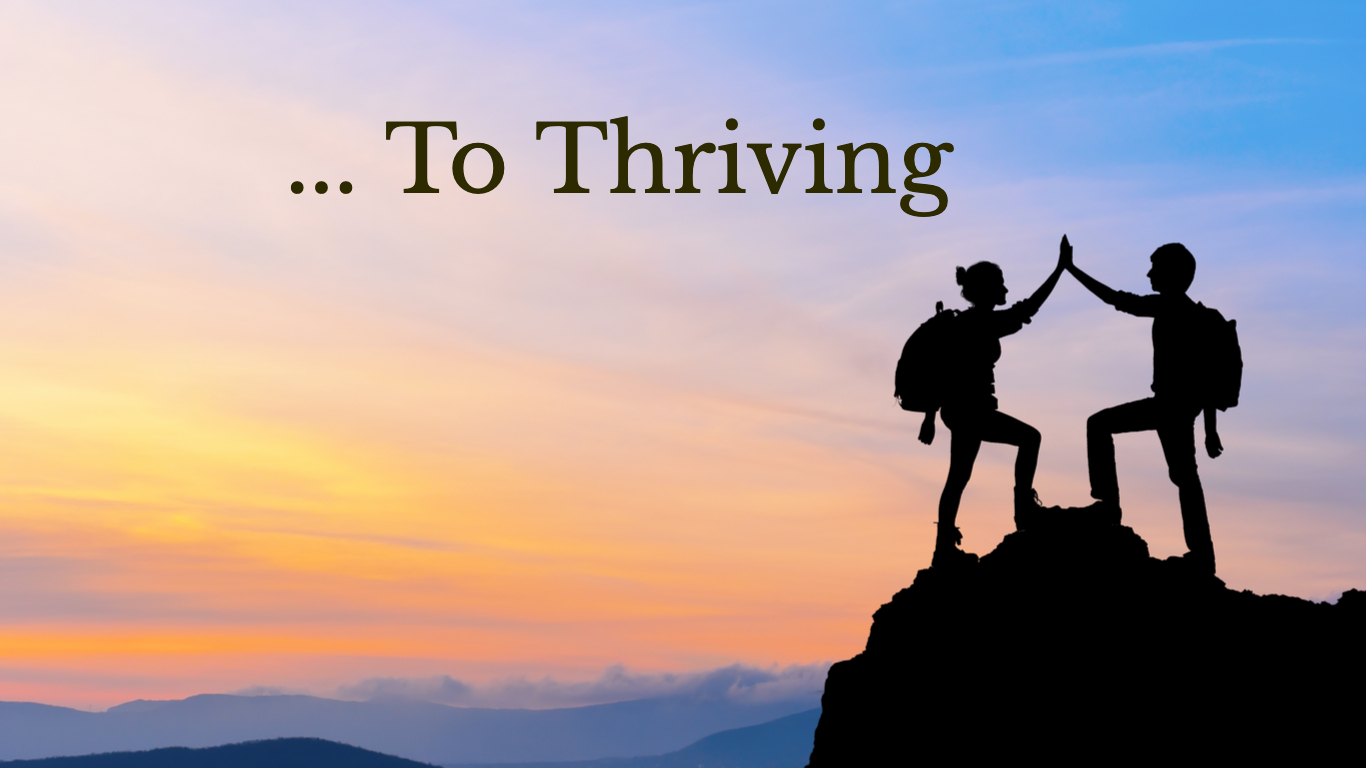 To Thriving